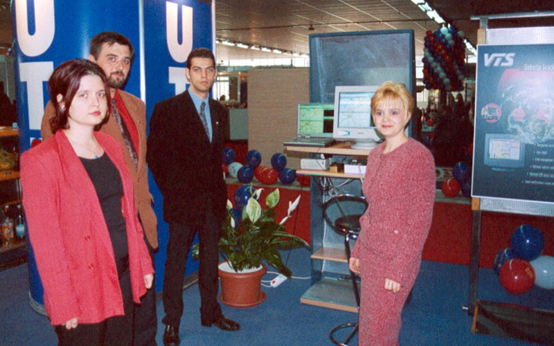 UTI will be present at Expo Security 2001, Bucharest