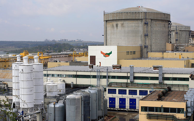 Cernavoda Nuclear Power Plant is secured by UTI