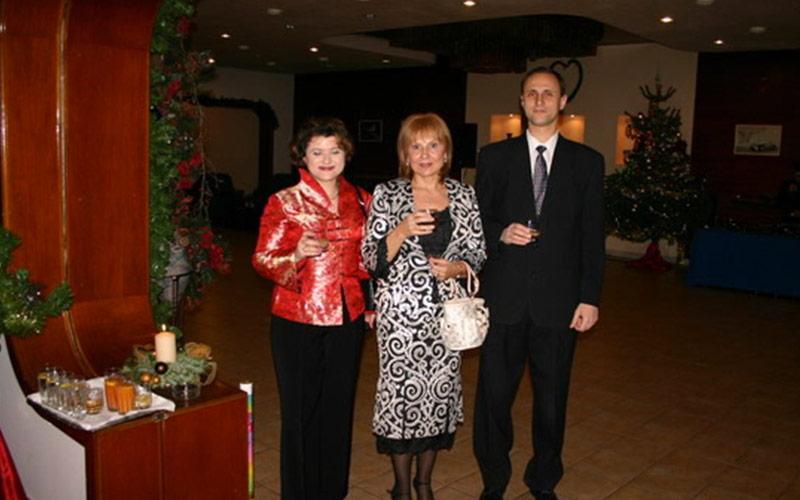 Christmas Parties within UTI Family