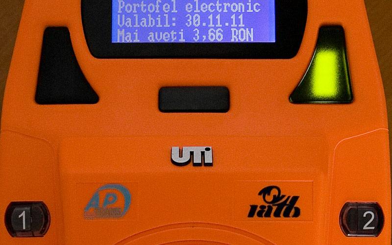 """UTI – prezentă la Conferința """"Sisteme de ticketing electronic"""""""