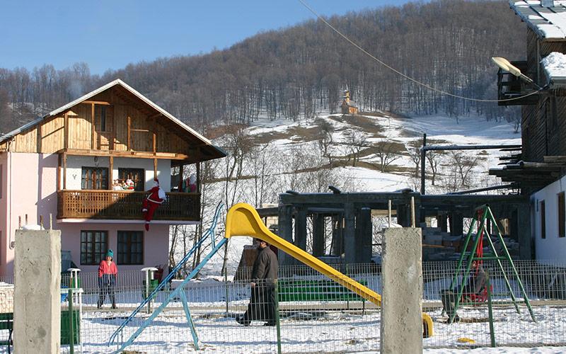 Crăciun marca UTI pentru copiii din Valea Screzii și Burlești