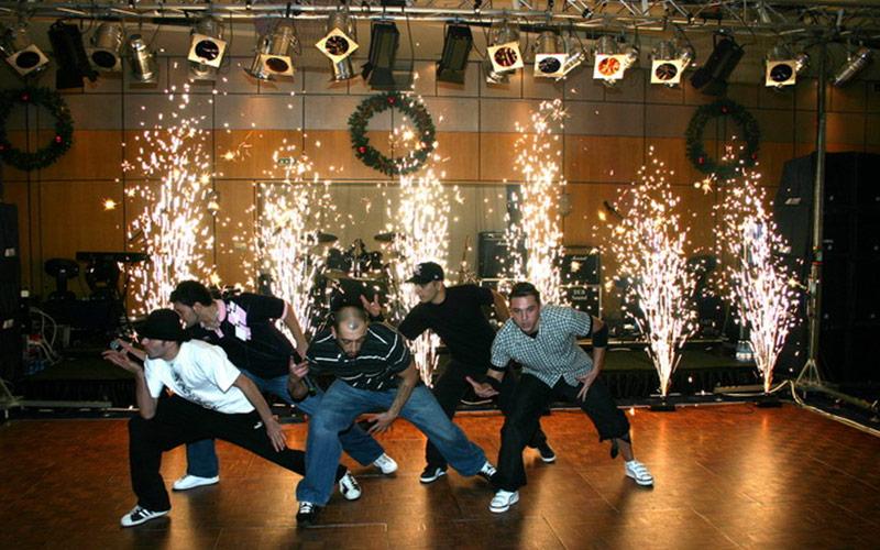 Petrecerea de Crăciun a grupului de firme UTI