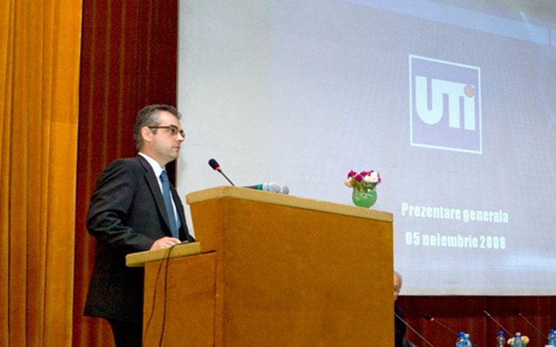Pro Engineering and UTI Systems at Romanian Association of Criminology Symposium