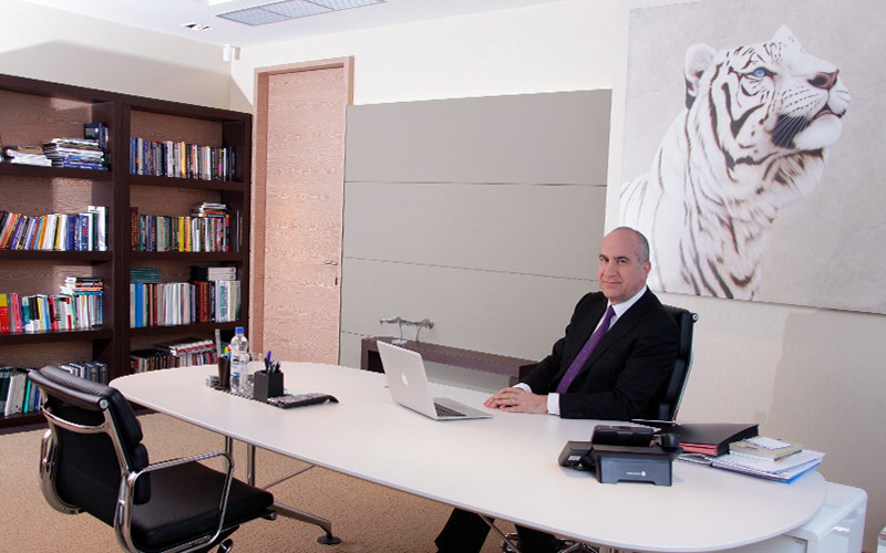 An interview with Tiberiu Urdareanu, published in Business Standard magazine, March 2, 2009