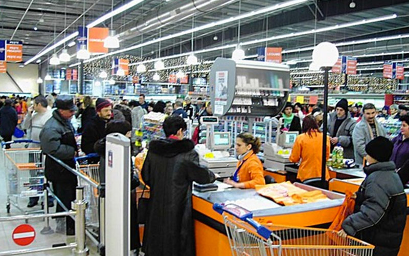 UTI Retail Solutions secures the Trident hypermarket in Sibiu