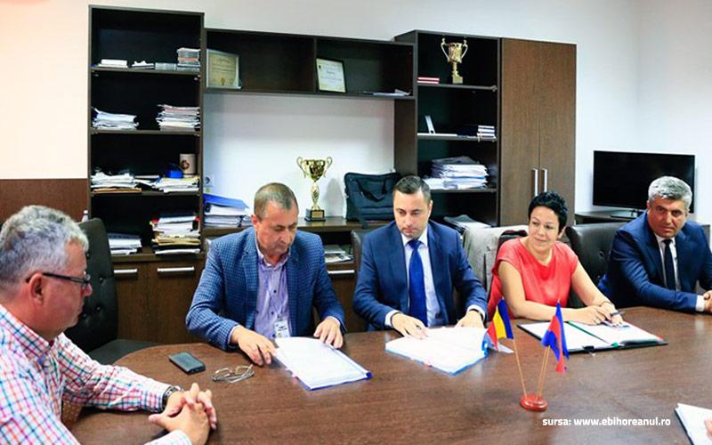UTI Grup și Eldiclau vor moderniza Aeroportul din Oradea