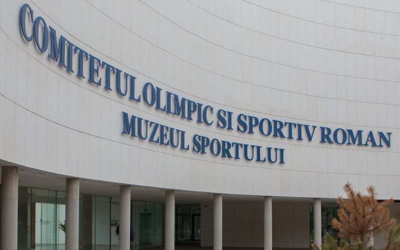 UTI Instal Construct delivers infrastructure works for the Romanian Olympic and Sports Committee and the University of Agronomic Sciences