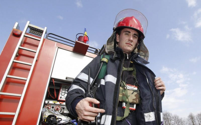 UTI finalized an extensive international research project for the firemen security