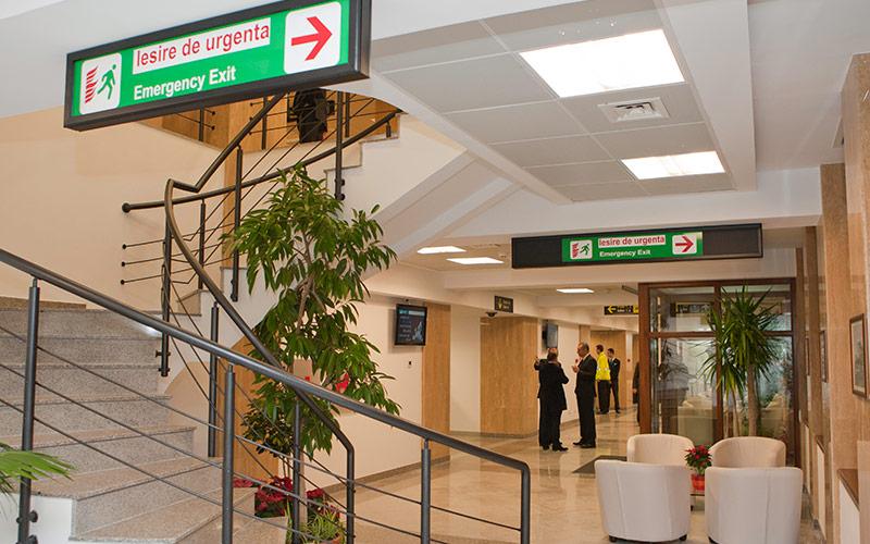 UTI Construction and Facility Management finalizează terminalul business de la Aeroportul Băneasa în 40 zile