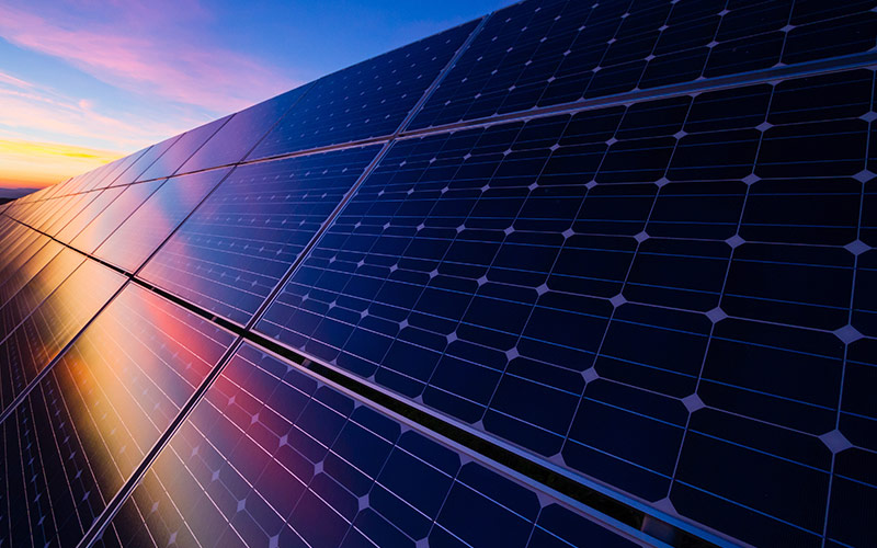 UTI takes part in the construction of the largest photovoltaic park in Romania