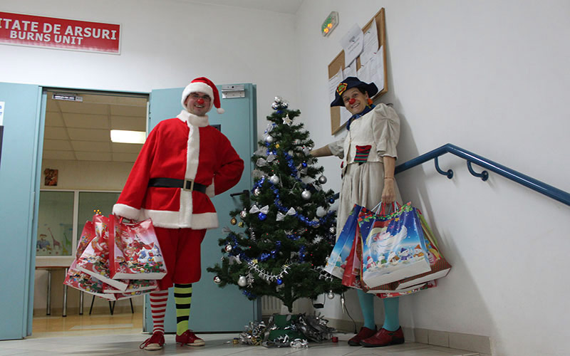 Social responsibility campaigns for Christmas