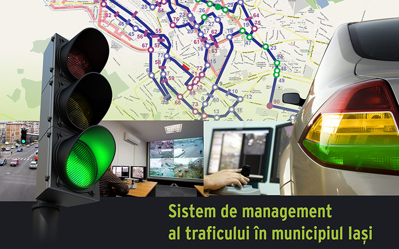 UTI will implement an adaptive traffic management system in Iasi