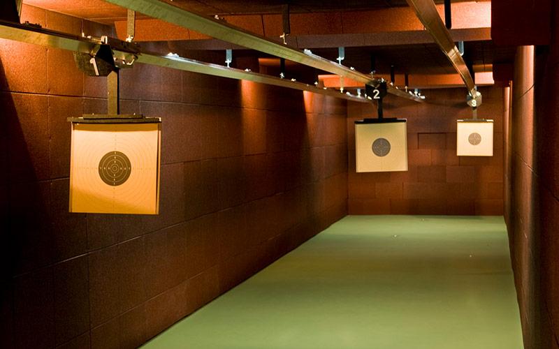UTI Shooting Center hosted the entertaining program Ca-n filme (Digi24)
