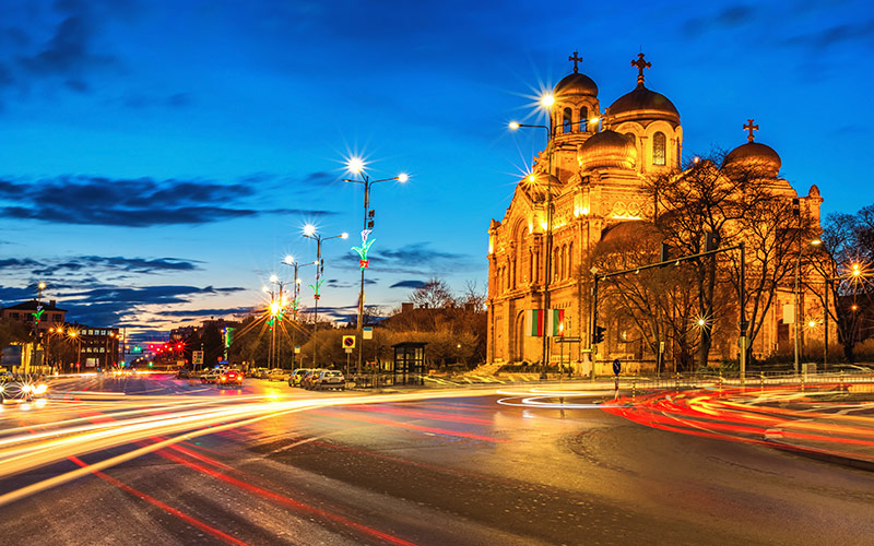 UTI solutions for the safety of the citizens of Varna, Bulgaria