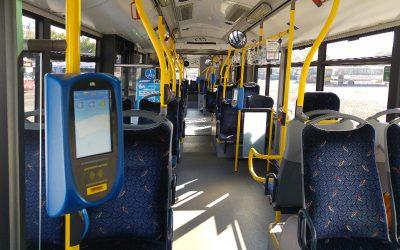 UTI a implementat în Bulgaria un sistem complex de management al transportului public, a cărui valoare este de 9 milioane de euro.