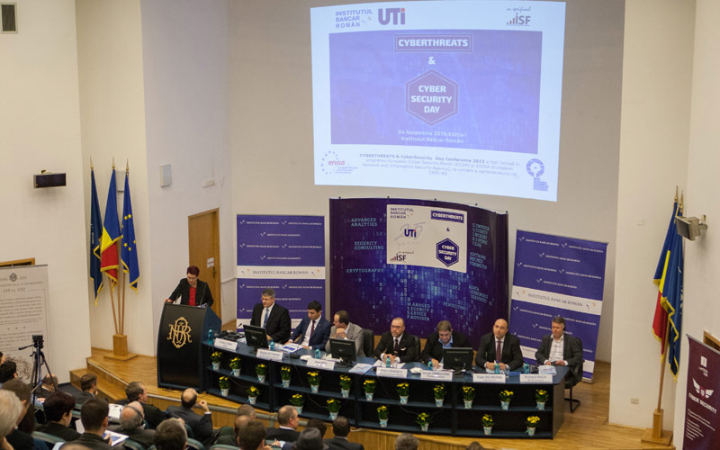 UTI – partner of the CyberThreats and CyberSecurity Day conference