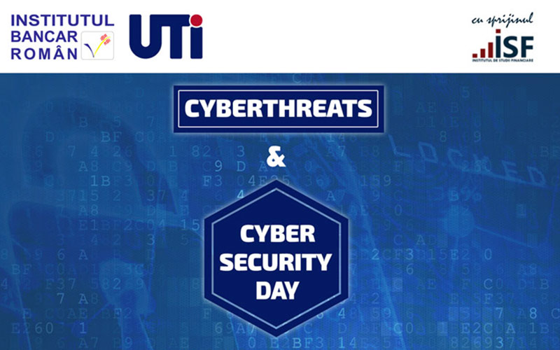 Attend CyberSecurity Day and CyberThreats, the conference that gets you in touch with the most important voices in the cybersecurity field