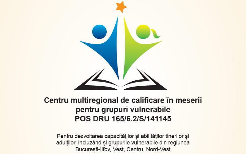 Conferința de închidere a proiectului POSDRU/165/6.2/S/141145 – Centru multiregional de calificare în meserii pentru grupuri vulnerabile