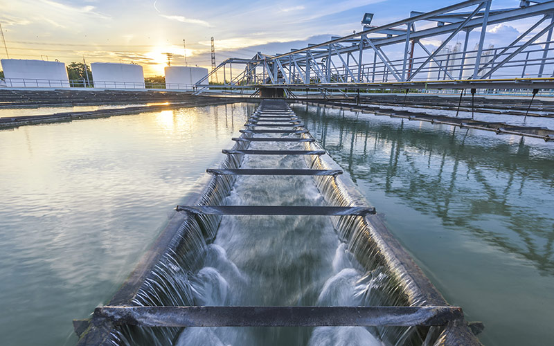 The water treatment plant in Dorohoi has been modernized