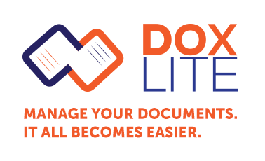 Document and workflow management solution – DoxLite