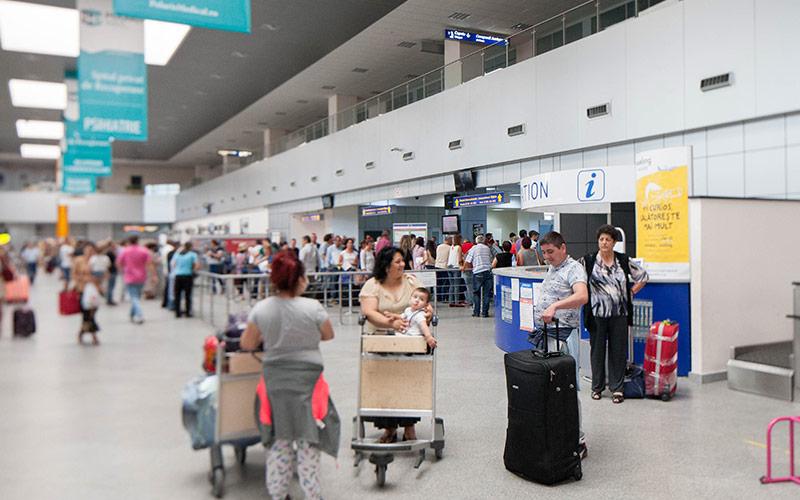 Aeroportul Internațional Avram Iancu Cluj-Napoca