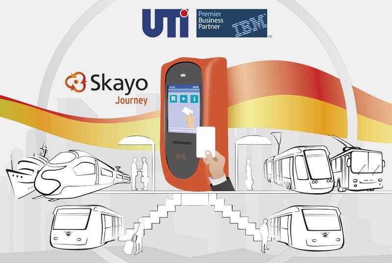 Specialiștii UTI și IBM prezintã soluții inteligente dedicate operatorilor privați de transport de persoane in România