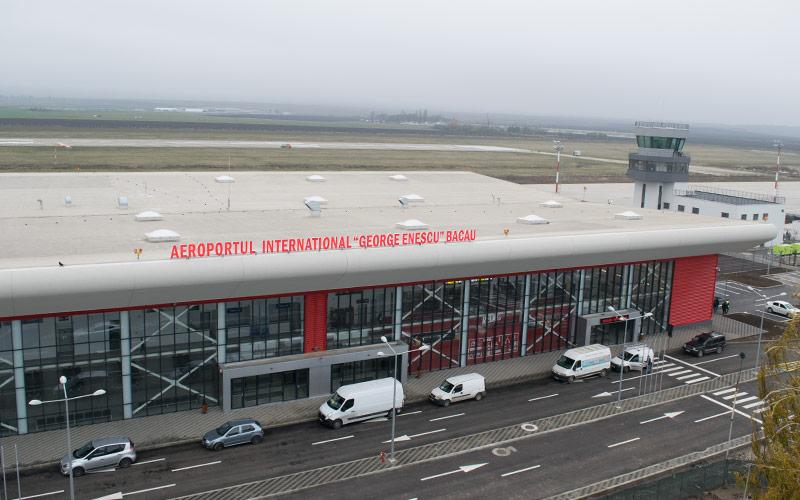 Bacau International Airport New Passenger Terminal Is