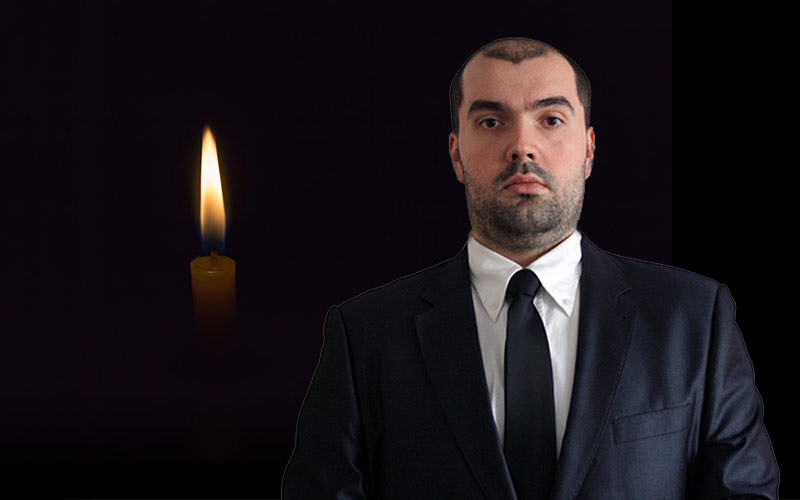 In memoriam Cristian Stoica