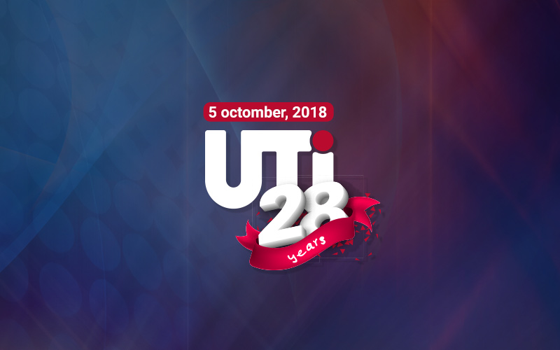 UTI celebrates 28 years of continuous presence on the Romanian market