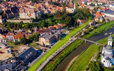 Altimate gives green light to the traffic in Sighisoara