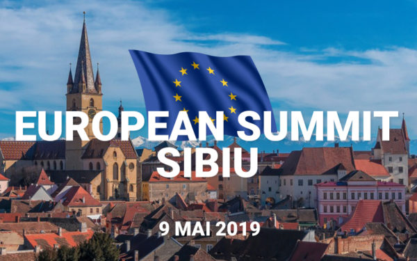 UTI Facility Management helped secure the EU dignitaries present at the Sibiu Summit