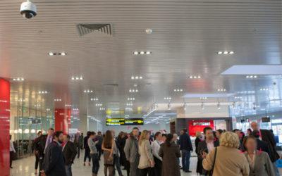 UTI va implementa un sistem de recunoaștere facială și analiză inteligentă a imaginilor pe Aeroportul Otopeni
