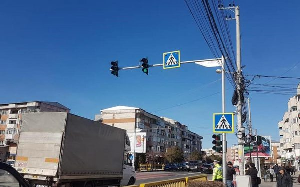 Altimate implemented a traffic lights system in Filiași that facilitates the city transit and reduces the number of accidents.