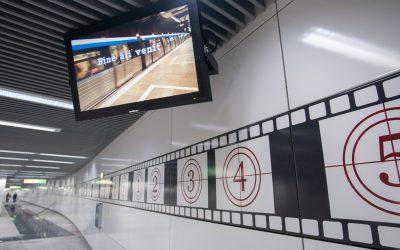 În anul în care aniversează 30 de ani de activitate, UTI Grup finalizează lucrările la Magistrala 5 de metrou. Lucrările, în valoare de 59 milioane de euro, în cifre.