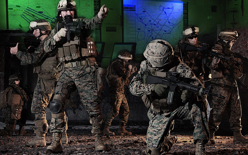 Sisteme de management al acțiunilor de luptă
