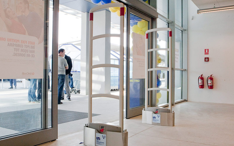 UTI Retail Solutions installs security systems in the largest shopping mall in Romania