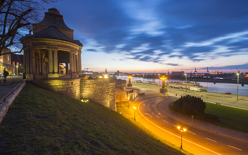 The traffic management system implemented in Szczecin awarded an excellence prize