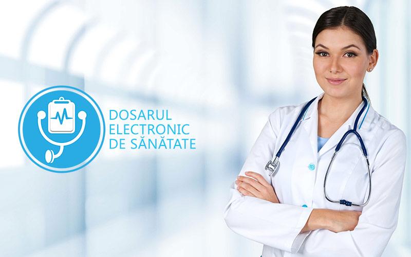 Dosarul electronic de sănătate – Casa Națională de Sănătate