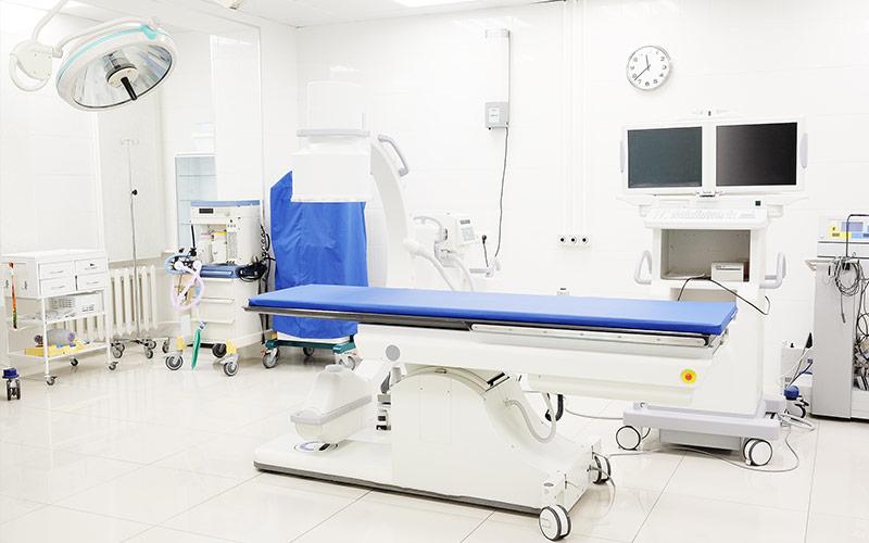 "Rehabilitation of ""Prof. Dr. Bagdasar Arseni Emergency Hospital"" in Bucharest"