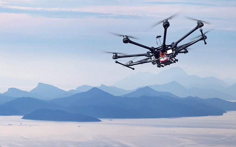 UTI invests in the development of national security solutions: drone and explosive detection