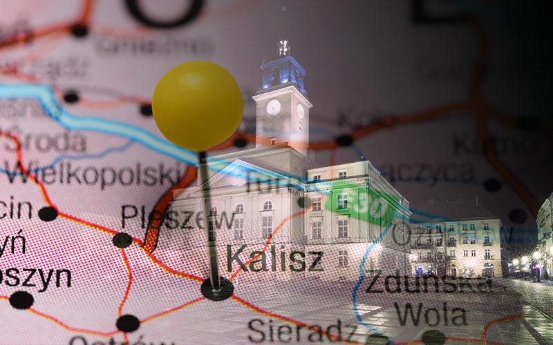 Cadoul UTI de Crăciun pentru orașul Kalisz din Polonia: un sistem complex de management al traficului