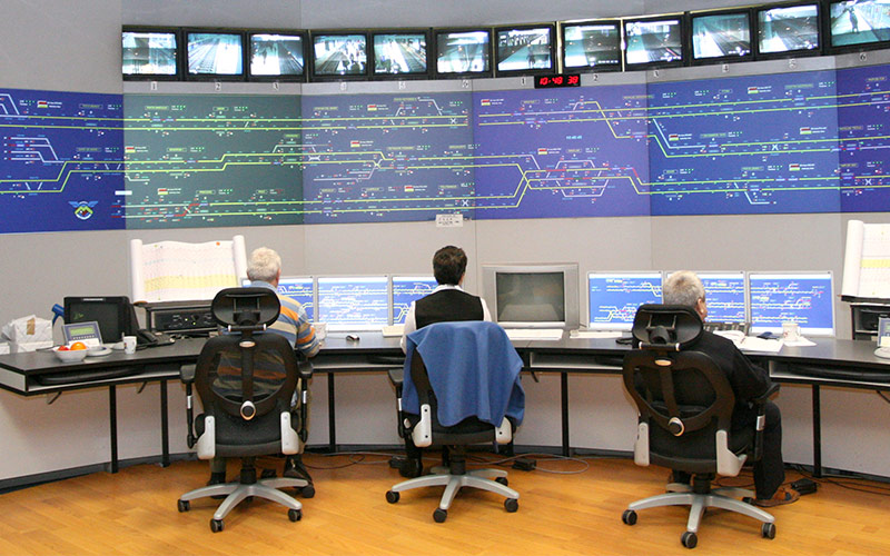 Underground Railway Infrastructure Solutions, Metrorex