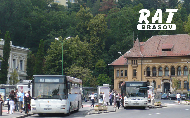 BRASOV, Romania – Integrated Public Transportation Management System