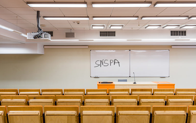 National School of Political Science and Public Administration (SNSPA) in Bucharest