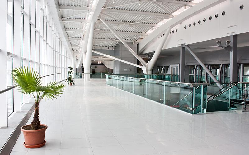 Soluții pentru aeroporturi