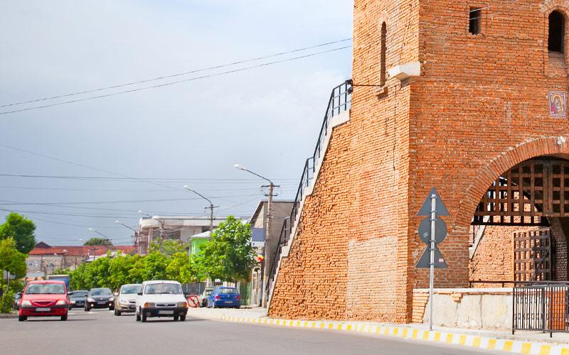 Modernization of the Street Lighting Infrastructure in Targoviste