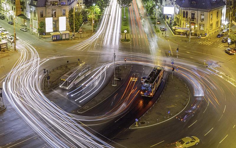 Control de trafic