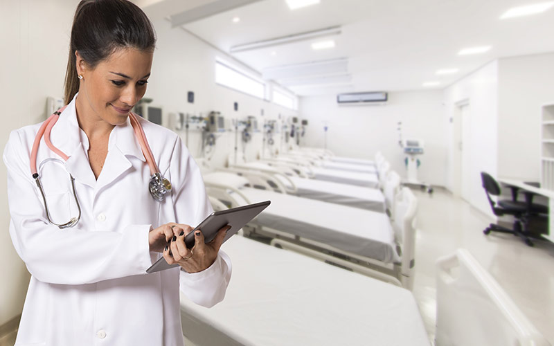 UTI Grup will modernize the Sinaia City Hospital. The total investment amounts to 8 million euro.